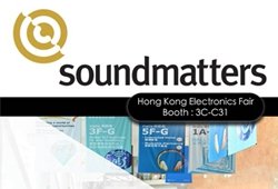 尚馬, soma-soundmatters @2016 Hong Kong Electronics Fair